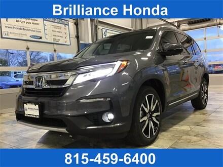 2021 Honda Pilot Touring 8-Passenger SUV