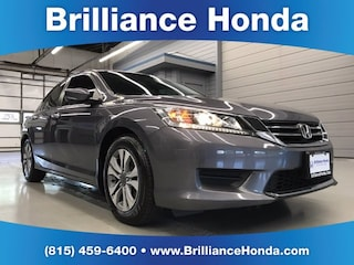 2013 Honda Accord Sedan LX I4 CVT LX