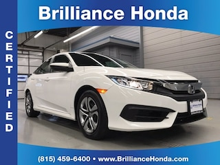 2017 Honda Civic Sedan LX LX CVT