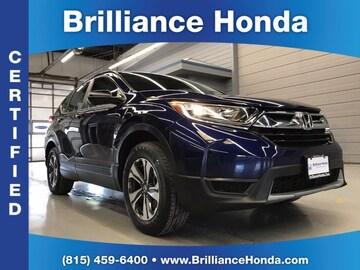 2017 Honda CR-V SUV