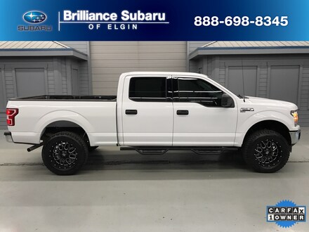 Used 2020 Ford F-150 Truck SuperCrew Cab Elgin IL
