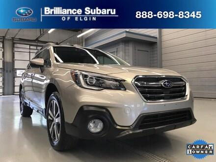 Used 2019 Subaru Outback 2.5i Limited SUV Elgin IL