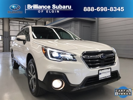 Certified Used 2017 Subaru Outback 2 5i Limited with For