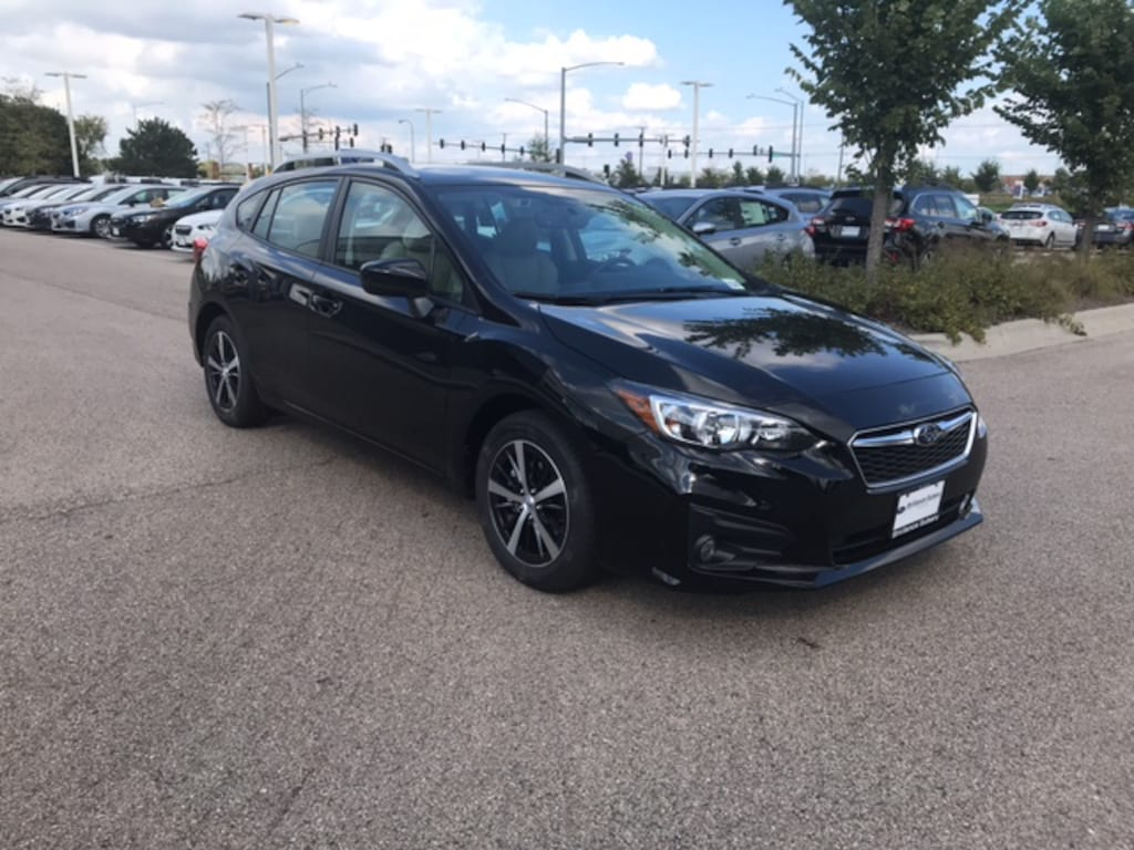 New 2019 Subaru Impreza 2 0i Premium For Sale in Elgin IL |  4S3GTAD63K3709923