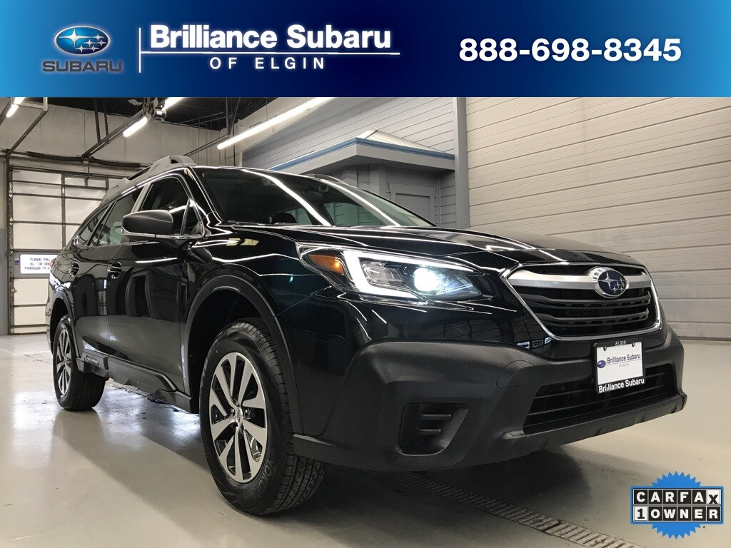 Used Subaru Outback Elgin Il