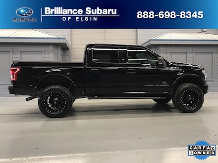 Used 2017 Ford F-150 Truck SuperCrew Cab Elgin IL