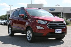 New Ford for sale 2018 Ford EcoSport SE SUV in Athens, TX