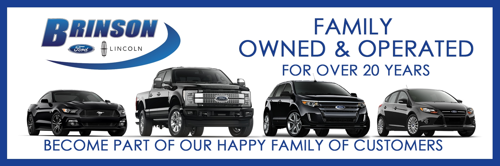 Brinson Ford Athens Tx >> New and Used Ford dealership in Athens | Brinson Ford ...