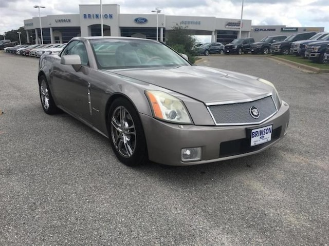 Used 2004 Cadillac Xlr For Sale Athens Tx