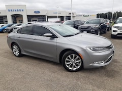 Used 2016 Chrysler 200 C Sedan