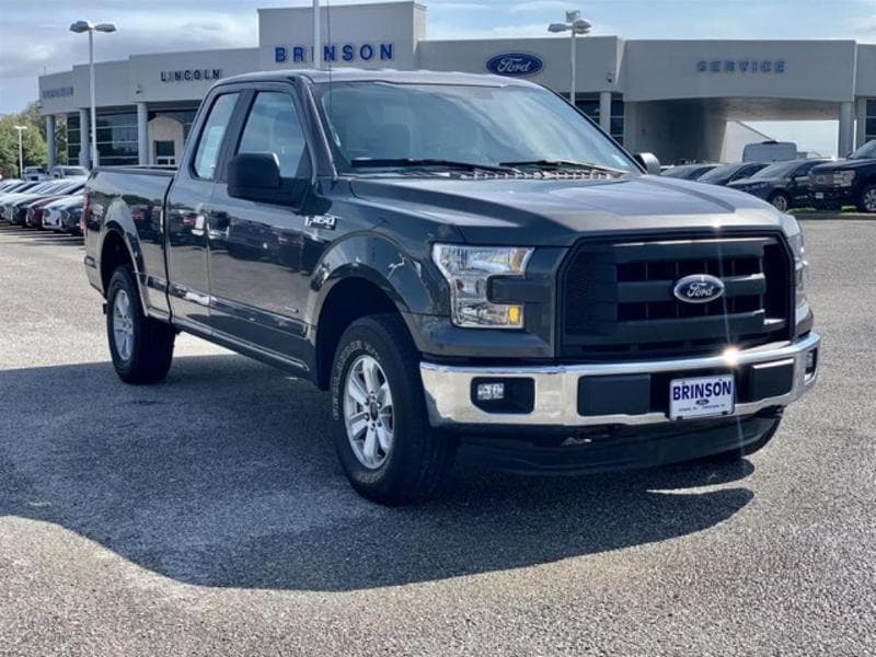 2016 Ford F-150 Extended Cab Truck