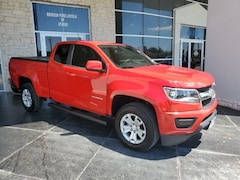 Used 2019 Chevrolet Colorado LT Extended Cab Long Bed Truck