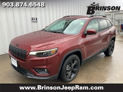 new 2020 Jeep Cherokee ALTITUDE FWD Sport Utility corsicana tx