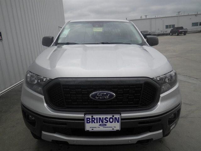 Brinson Ford Corsicana >> New 2019 Ford Ranger For Sale At Brinson Auto Group Vin