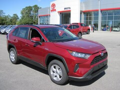 New 2019 Toyota RAV4 Hybrid LE SUV for sale