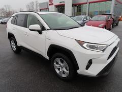 New 2020 Toyota RAV4 Hybrid XLE SUV for sale