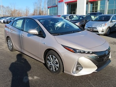 New 2020 Toyota Prius Prime Limited Hatchback for sale