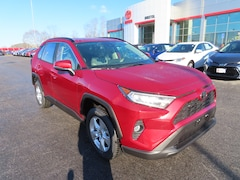 New 2020 Toyota RAV4 Hybrid XLE SUV for sale