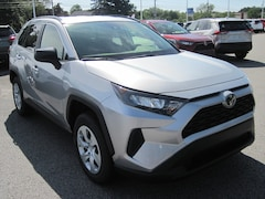 New 2019 Toyota RAV4 LE SUV for sale
