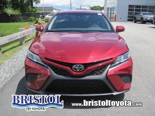 Used 2018 Toyota Camry For Sale | Swansea MA | 4T1B11HK9JU601656