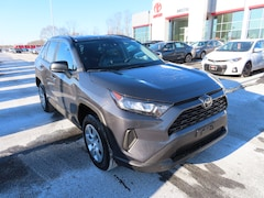 New 2020 Toyota RAV4 LE SUV for sale