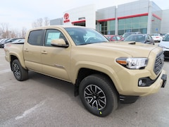 New 2020 Toyota Tacoma TRD Sport V6 Truck Double Cab for sale