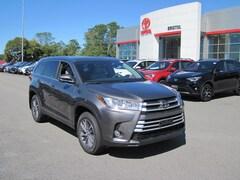 New 2019 Toyota Highlander XLE V6 SUV for sale