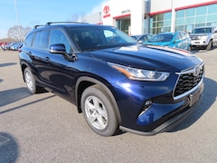 New 2020 Toyota Highlander LE SUV for sale