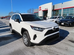 New 2020 Toyota RAV4 Hybrid LE SUV for sale