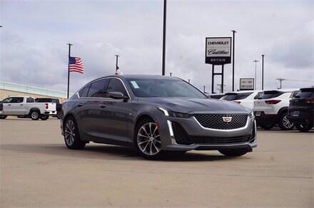 2020 CADILLAC CT5 Premium Luxury Sedan