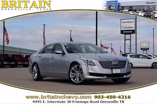 2018 CADILLAC CT6 Platinum AWD Car