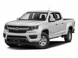 2016 Chevrolet Colorado 2WD WT Crew Cab Pickup