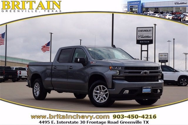 Used Chevy Vehicles In Greenville Tx Britain Chevrolet