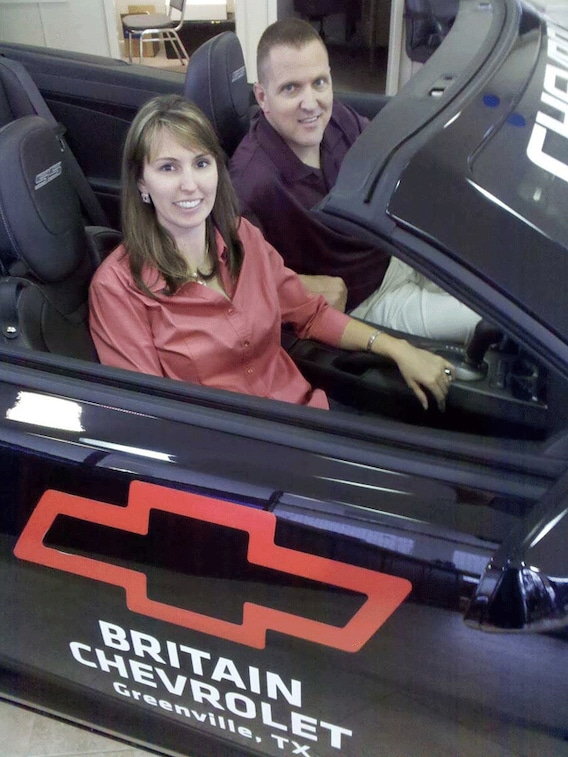 Welcome Britain Chevrolet