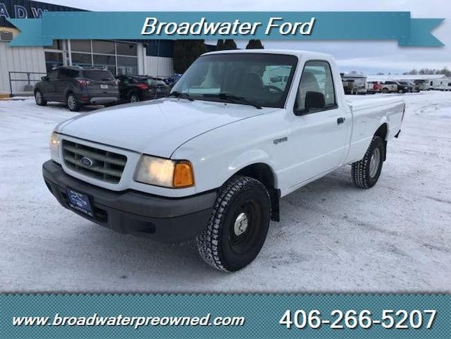 2001 Ford Ranger XL Truck