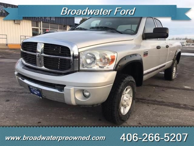 Used 2007 Dodge Ram 3500 For Sale At Broadwater Ford Vin