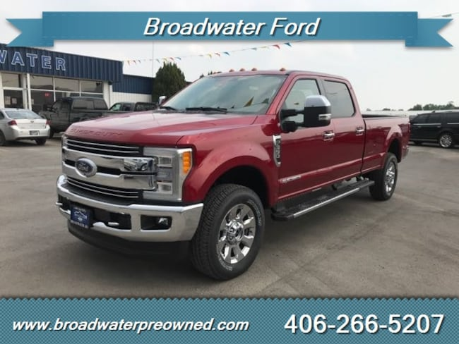 2018 Ford Superduty F-350 Lariat Truck