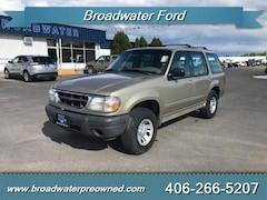 2000 Ford Explorer XL Fleet SUV