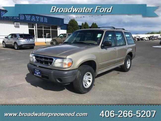 2000 Ford Explorer XL Fleet SUV