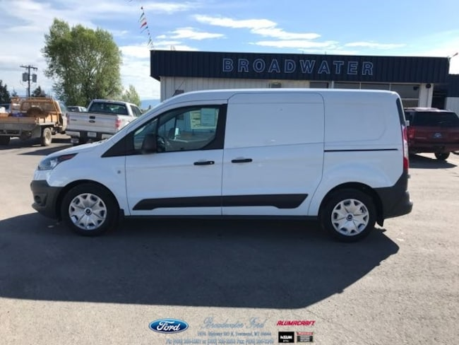 New 2018 Ford Transit Connect For Sale At Broadwater Ford Vin