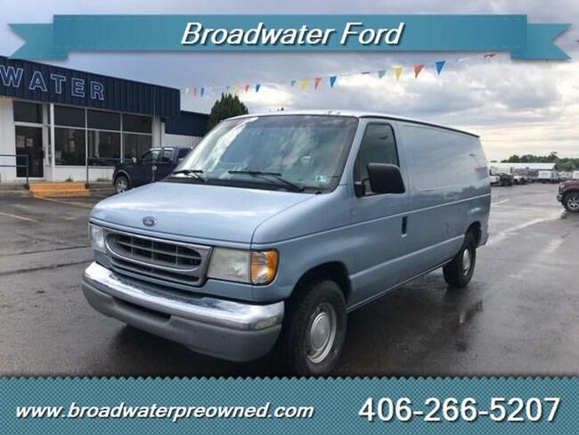 1999 Ford Econoline 150 E-150 Cargo Van