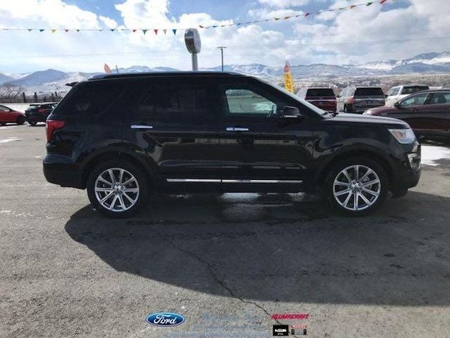 Used 2017 Ford Explorer For Sale at Broadwater Ford | VIN