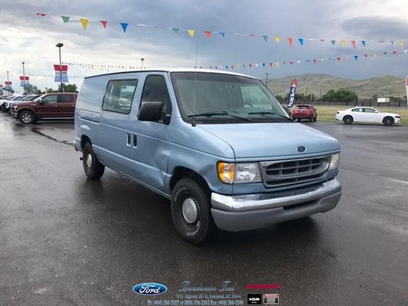 Used 1999 Ford Econoline 150 For Sale At Broadwater Ford