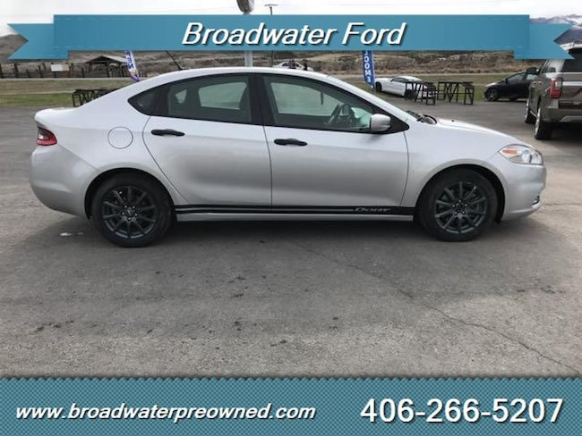 Used 2013 Dodge Dart For Sale At Broadwater Ford Vin