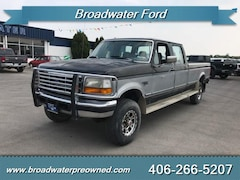 1994 Ford F-350 XL Crew Cab Long Bed Truck