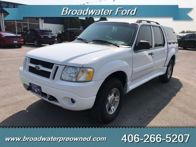 ford explorer 2004 sport trac