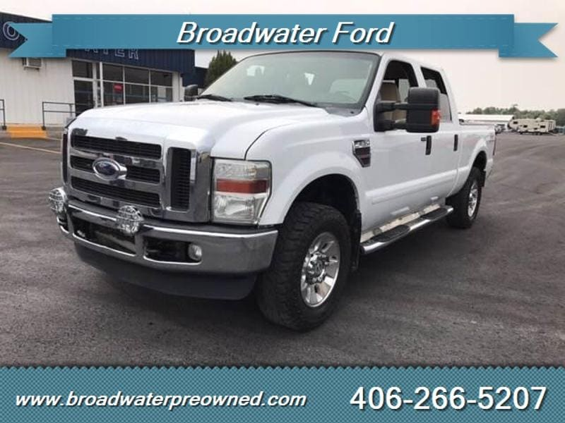 2008 Ford F-250 Super Duty Crew Cab