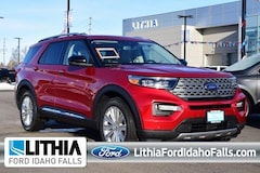 New 2021 Ford Explorer Limited Sport Utility Idhao Falls