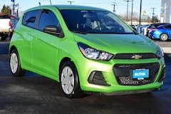 2016 Chevrolet Spark LS Manual Hatchback