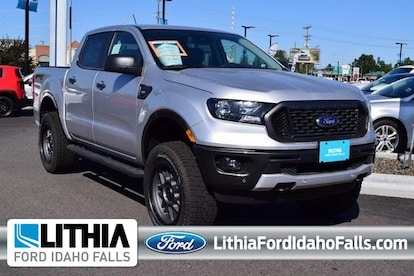 Ranger For Sale >> New 2019 Ford Ranger For Sale At Lithia Ford Idaho Falls